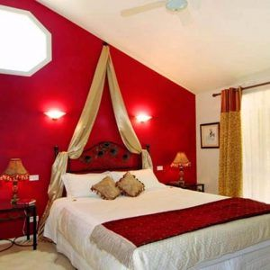Red Bedroom Decorating Ideas Gallery