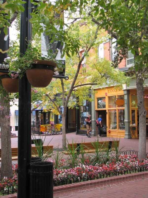 Pearl Street Mall, Boulder, CO - been