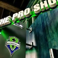 The Pro Shop at CenturyLink Field - Pioneer Square - Seattle, WA