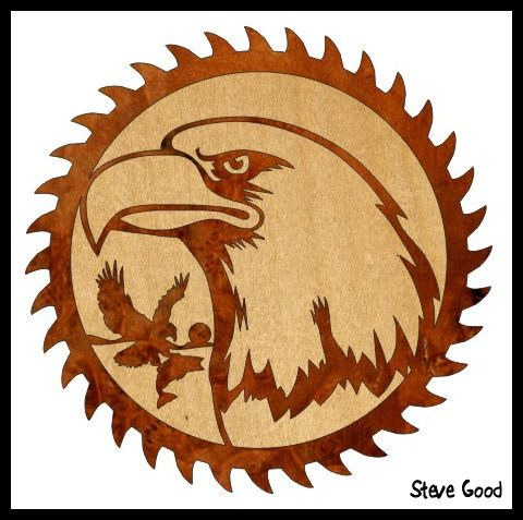 printable scroll saw patterns for beginners. scroll saw patterns to print | scrollsaw workshop: eagle blade pattern. printable for beginners