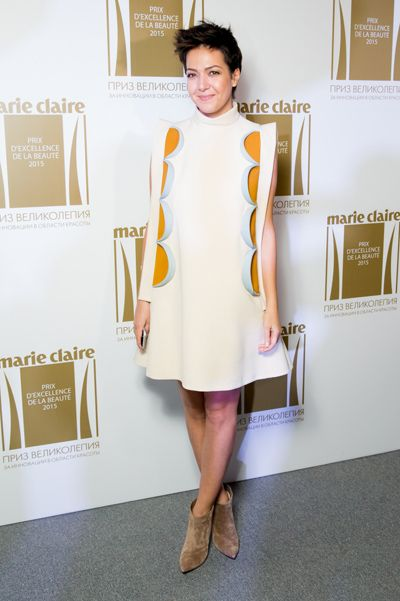 #kseniachilingarova #style #dress #delpozo