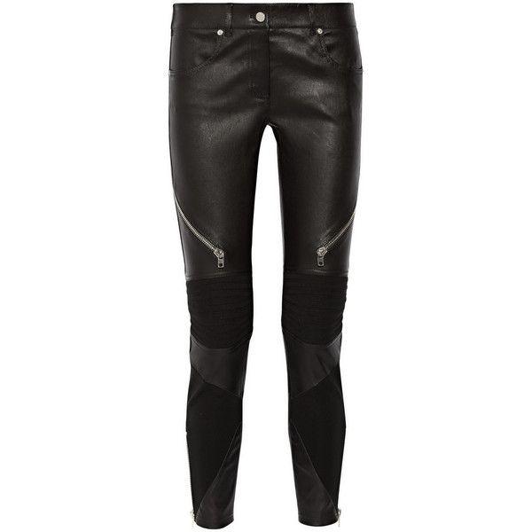 Best 25  Black leather pants ideas on Pinterest