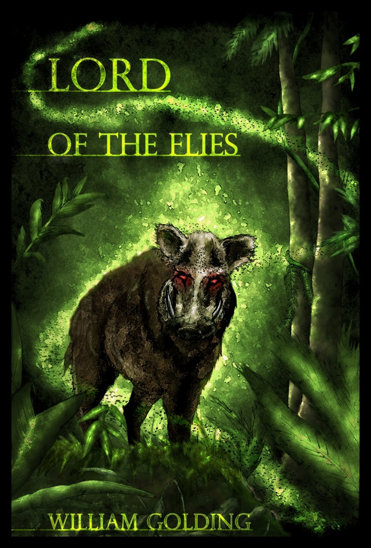 lord of the flies how does golding Golding's 1954 debut novel, lord of the flies, in which a group of young boys  crash on a deserted island and are soon faced with a fierce struggle to survive.