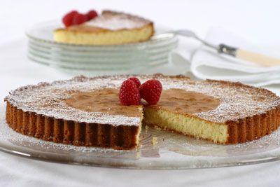 Frangipan (Almond Cake)