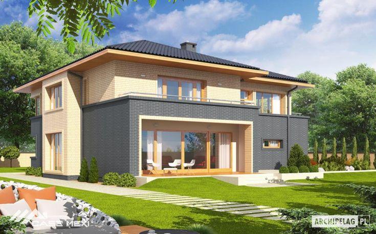 Proiecte case cu etaj, gasiti din cele peste 1100 de proiecte pe care Case Mexi va pune la dispozitie pentru a alege casa visata.