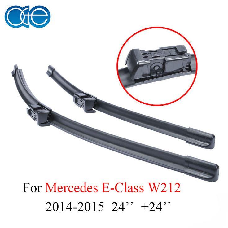 Oge 24''+24'' Wiper Blades For Mercedes E Class W212 2014