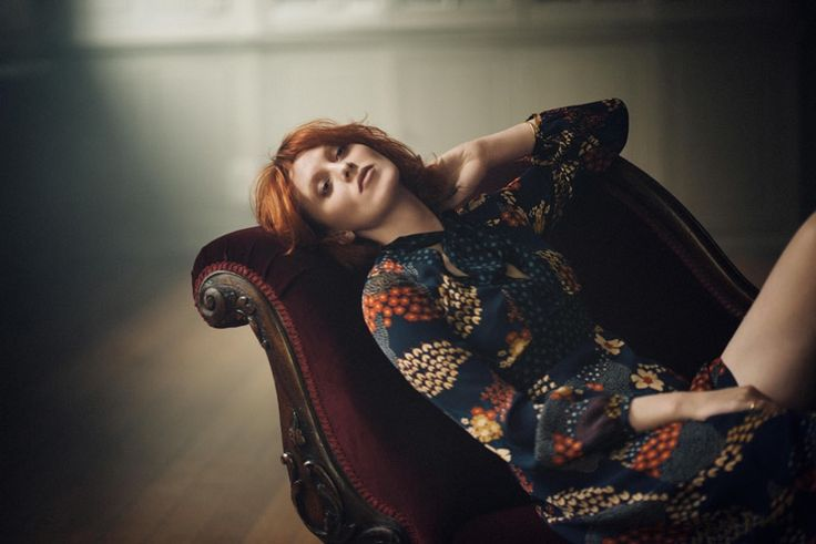 British clothing retailer Boden has released an all new limited-edition collection called Boden Icons, which focuses on British style at its finest. The campaign images star English-born model Karen Elson who poses for photographer Boo George in timeless looks styled by Lucy Ewing. From cocktail dresses to casual separates, the redhead model looks as elegant …