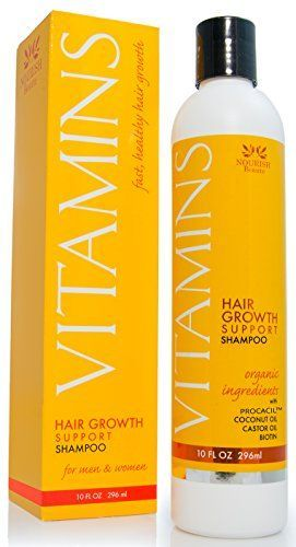 Introducing Vitamins Hair Loss Shampoo  121 Regrowth and 47 Less Thinning  With DHT Blockers and Biotin for Hair Growth  2 Month Supply. Great product and follow us for more updates!