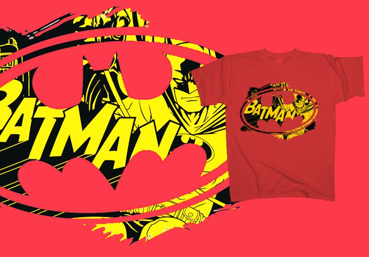 #‎Batman‬ ‪#‎tshirts‬ for Dark Knight afficionados, available for 15€. See them all here: http://www.toonshirts.com/groups/batman