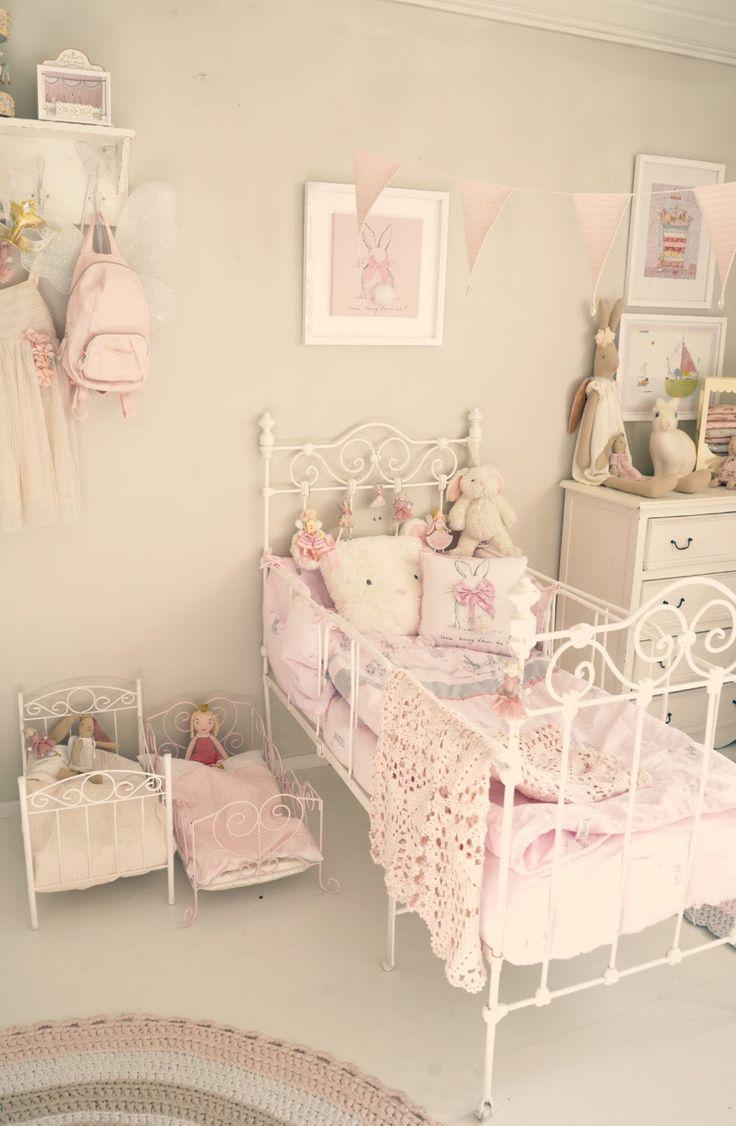 Precious! Little girls room