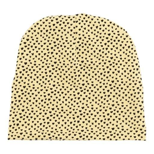 "Soft Gallery - Beanie ""Mini Hearts"""