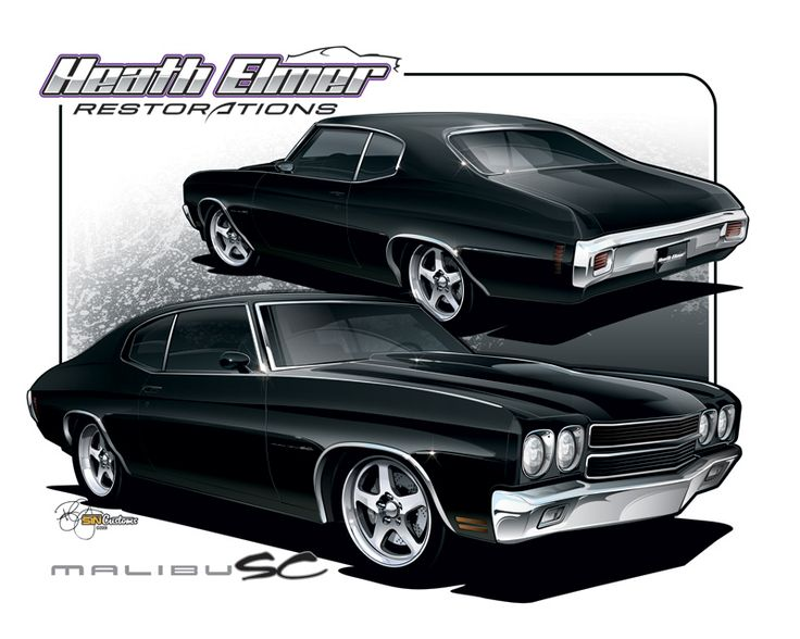 Best The Chevrolet My Life Long Car Build Images On
