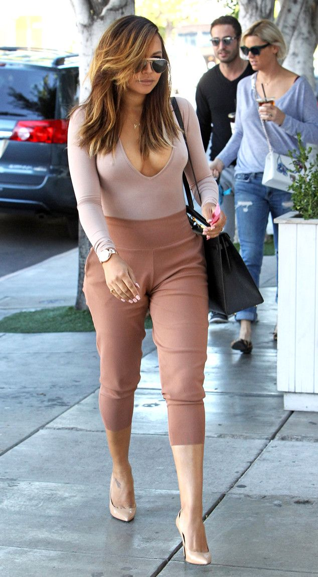 Naya Rivera Reveals She's Only 4 Pounds Away From Post-Baby Goal Weight | E! Online