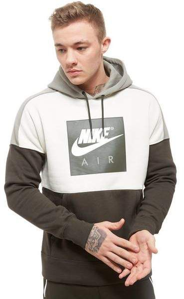 the best attitude 3a866 3751c Nike Air Overhead Colourblock Hoodie