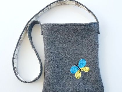 Kid's Foraging Bag - Butterfly