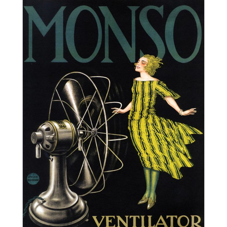 Early 20th century French advertisement by Atelier Hans Neumann