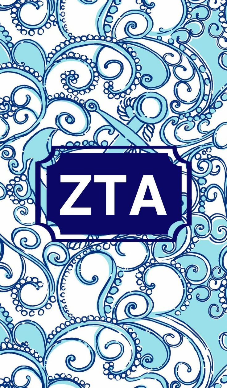Zeta Tau Alpha Desktop Wallpaper Zeta Tau Alpha monogra...