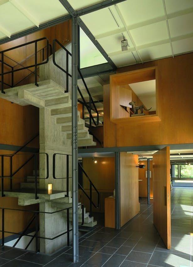 Le Corbusier Pavilion, Zurich, Switzerland   Paul Clemence   Archinect