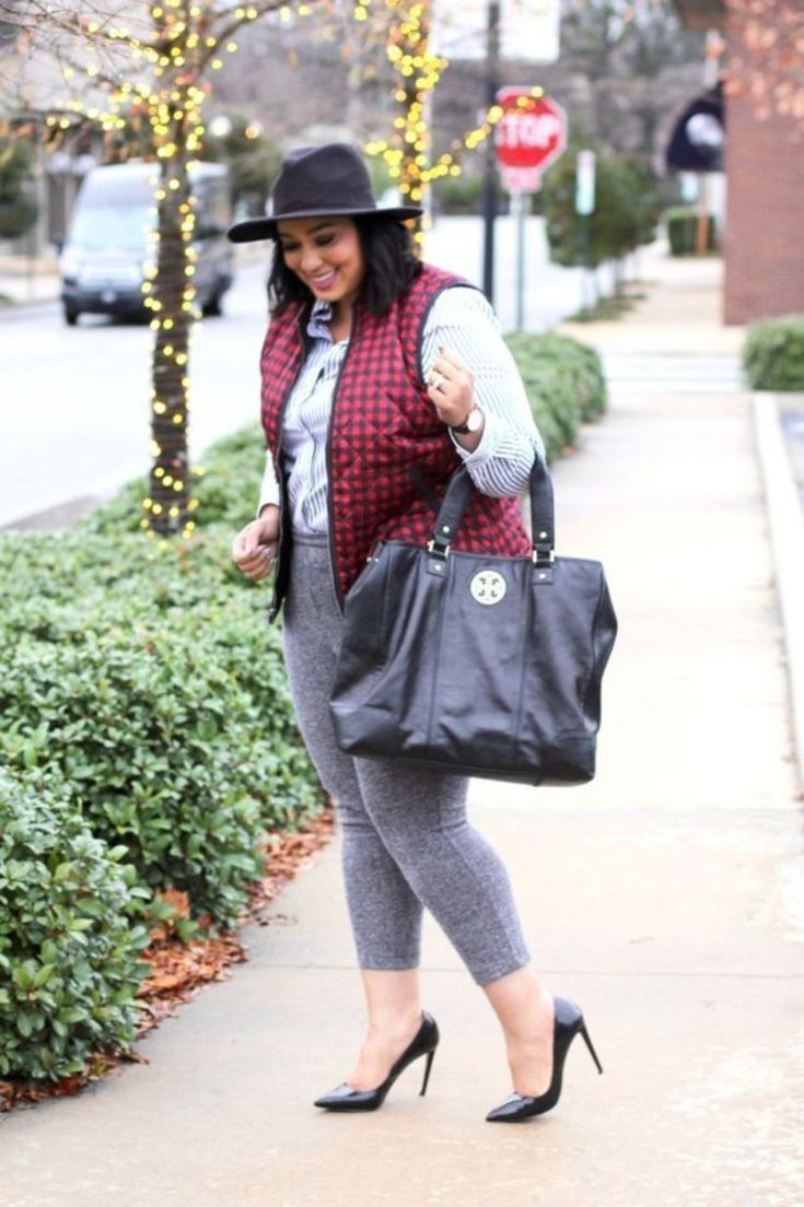 53 Chic Plus Sized Style Ideas For Women 7