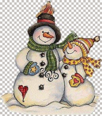 koppel / Snowmen | Jokealmere.jouwweb.nl