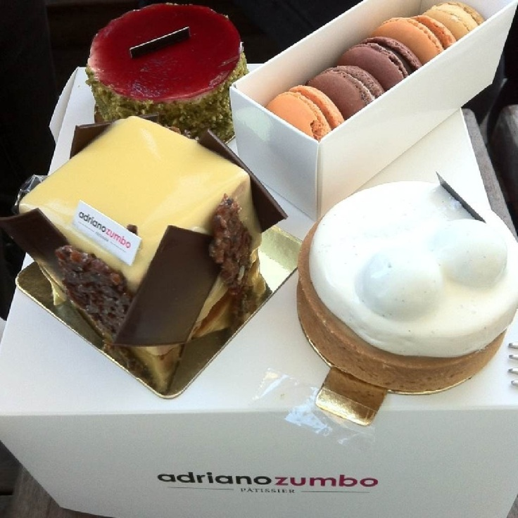 Adriano Zumbo Recipes V Cake