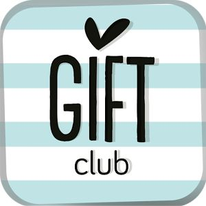 Gift Club free App for Smartphones - now available for Android phones!