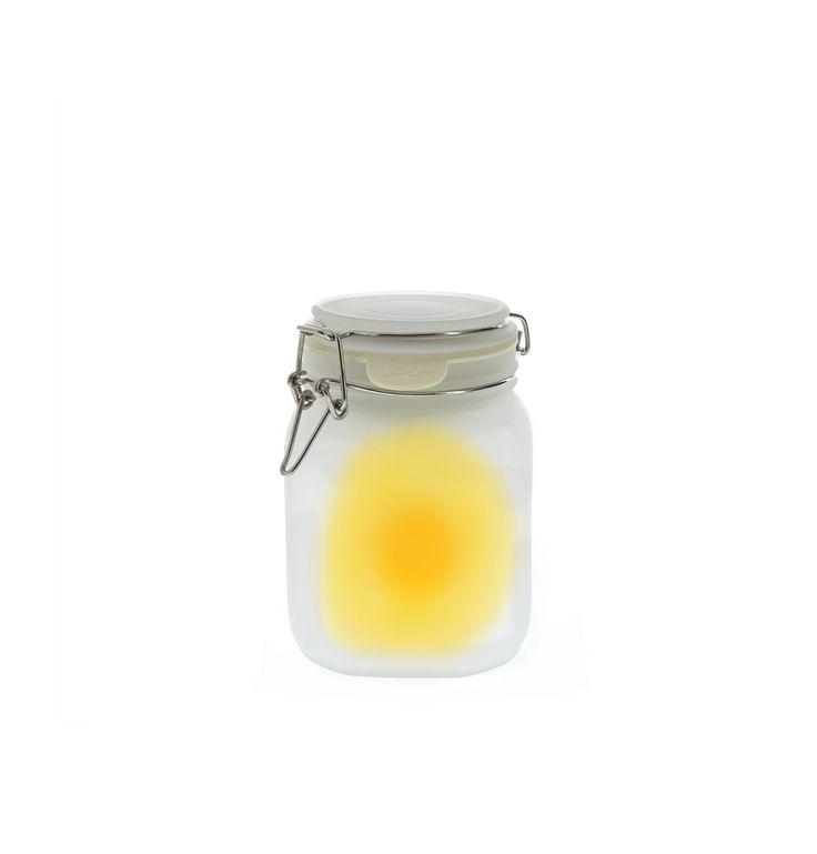 Sun Jar Solar Lamp - Matt Blatt