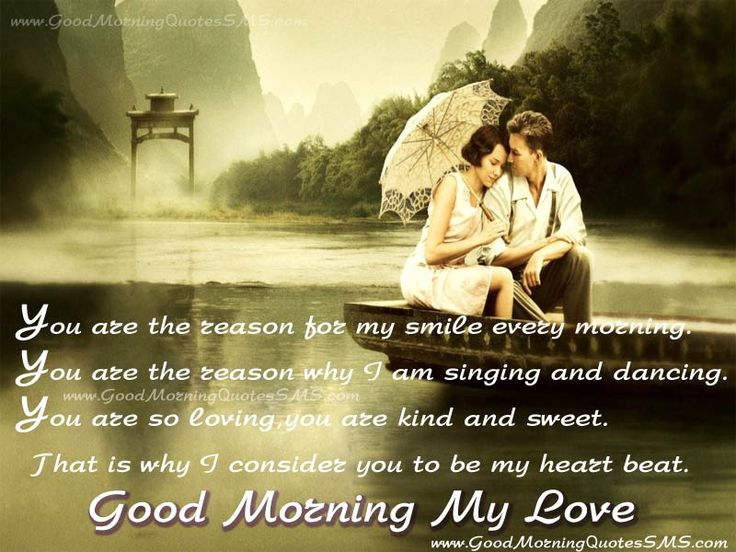 Best Good Morning My Love Quotes Messages Images