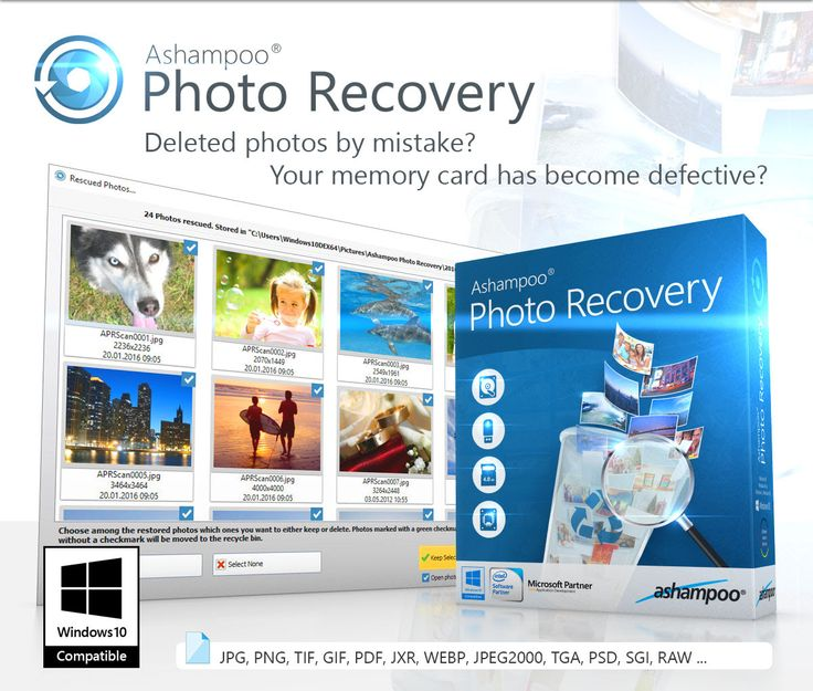 Recover photos from formatted disks using Ashampoo Photo Recovery – Only 4,000 units at this special price with discount coupon.