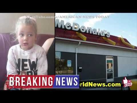 STORY: Girl Runs Out Of Public Bathroom Crying, Then Mom Sees What's On Her Legs - YouTube