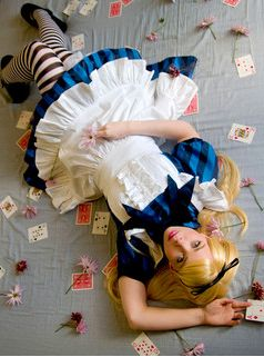 alice in wonderland costume adult by Water for T.