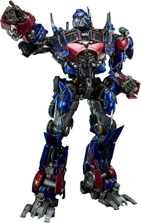 Transformers Optimus Prime Premium Scale Collectible Figure