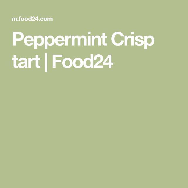 Peppermint Crisp tart   Food24