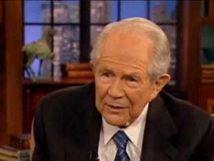 Pat Robertson: 'You Have to be Deaf, Dumb and Blind to Believe in Young Earth Creationism'