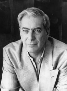 Mario Vargas Llosa - 2010 erhält der peruanischer Schriftsteller den Nobelpreis für Literatur
