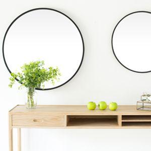 Les 25 meilleures id es de la cat gorie miroirs ronds sur for Miroir rond xxl
