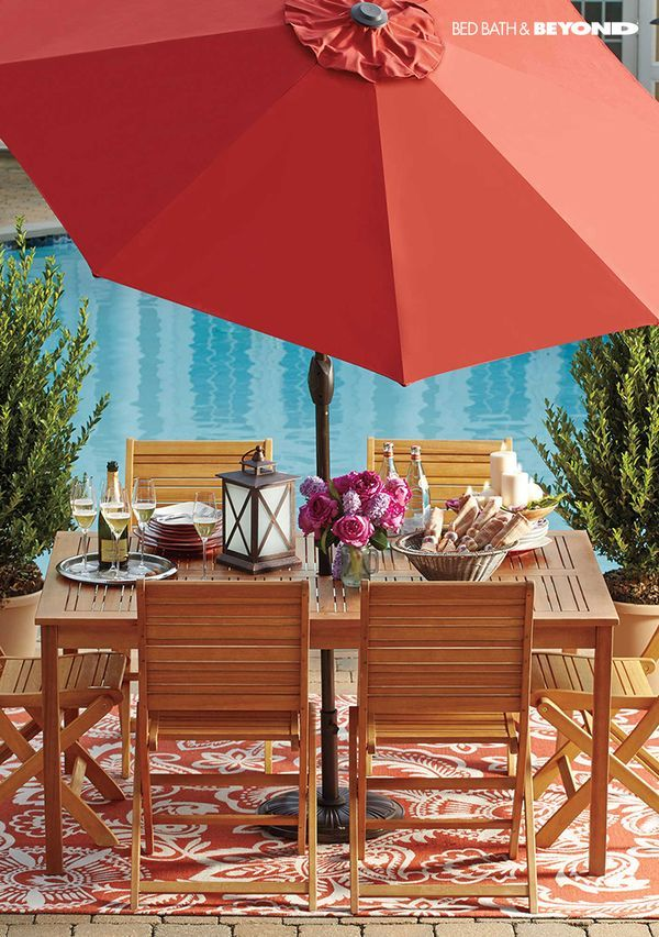 5 EASY PATIO UPGRADES Summer will be here before you know it. If your patio isn't ready to take on outdoor parties, these quick and easy tips will get it there in no time.