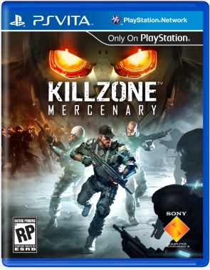 It seems that Killzone and Guerrilla Games have courageously decided to take on gaming giant Rockstar in their recent cover and release date reveal of Killzone Mercenary. Officially given the release date of September 17th (the exact date of GTA V's much anticipated launch) this latest Killzone title is looking to show gamers that an excellent FPS on the PS Vita is possible.