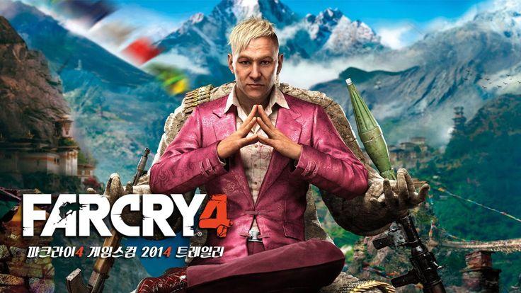 Far Cry4 Gamescom 2014 Trailer