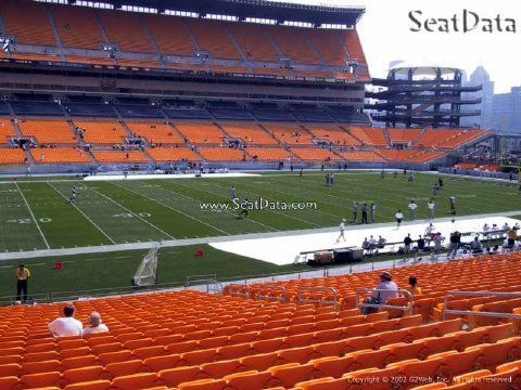 You are buying (4) tickets to see the Pittsburgh Steelers play against the Jacksonville Jaguars at Heinz Field. The seats are located in section 132 r... #steelers #level #lower #tickets #jaguars #sideline