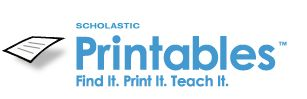 Scholastic - Printables - Find It. Print It. Teach It. Goldilocks and the Three Bears printable worksheet activity with three little pigs fairy tale very good first grade