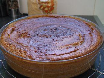 Flan corse à la farine de châtaigne - HerveCuisine.com. Testez nos recettes régionales sur www.enviedebienmanger.fr