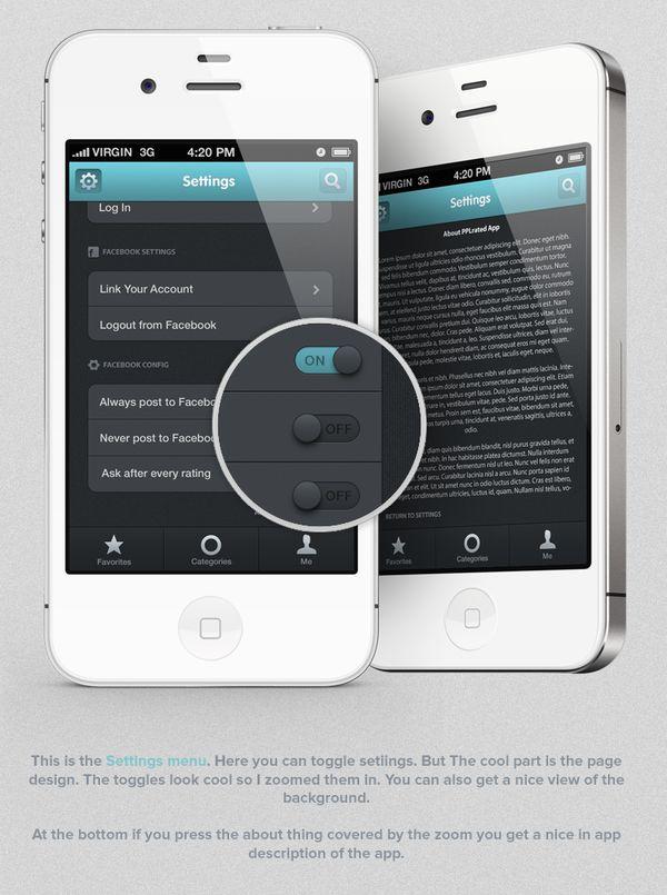 PPLrated - iOS Application by Zahir Ramos, via Behance: Mobiles Design, Apps Ui, Pplrate App, Ios Application, Mobiles Ui, Mobiles Games, Ramos Ios, Ui Mobiles, Behance Mobiles