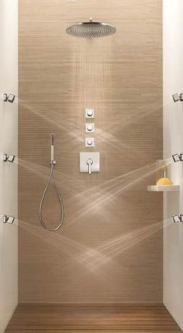 Showers -  NEED this shower every morning!
