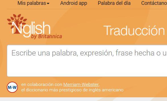 m225s de 25 ideas incre237bles sobre traductor spanish english