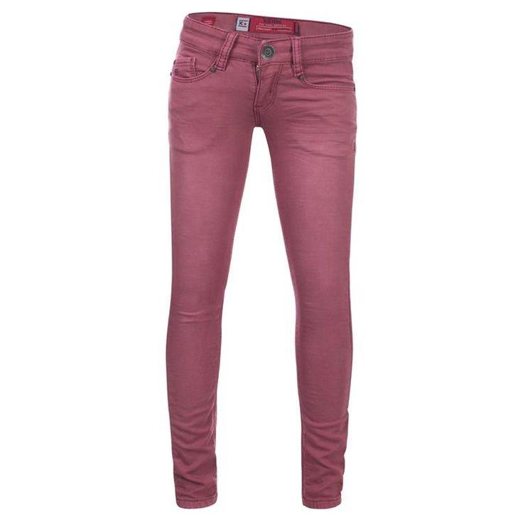 Blue Rebel PYROPE - GRAPE - ultra skinny fit jeans - betties