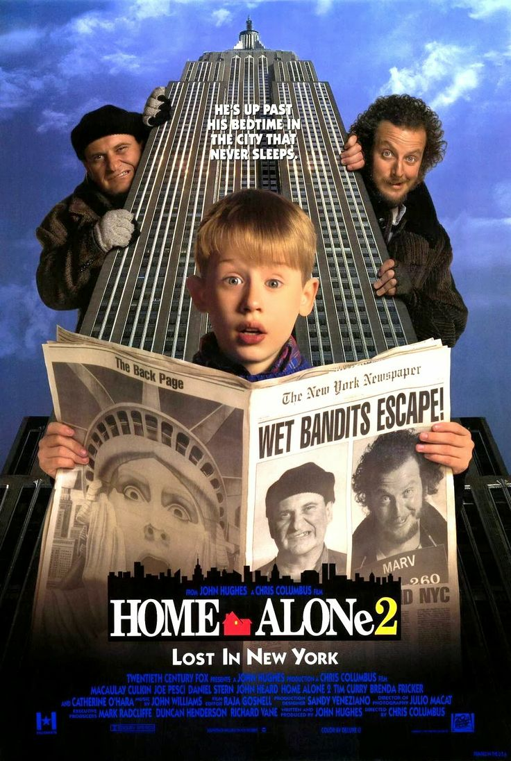 """""""Home Alone 2"""": The Plaza (Fairmont Managed Hotel)"""