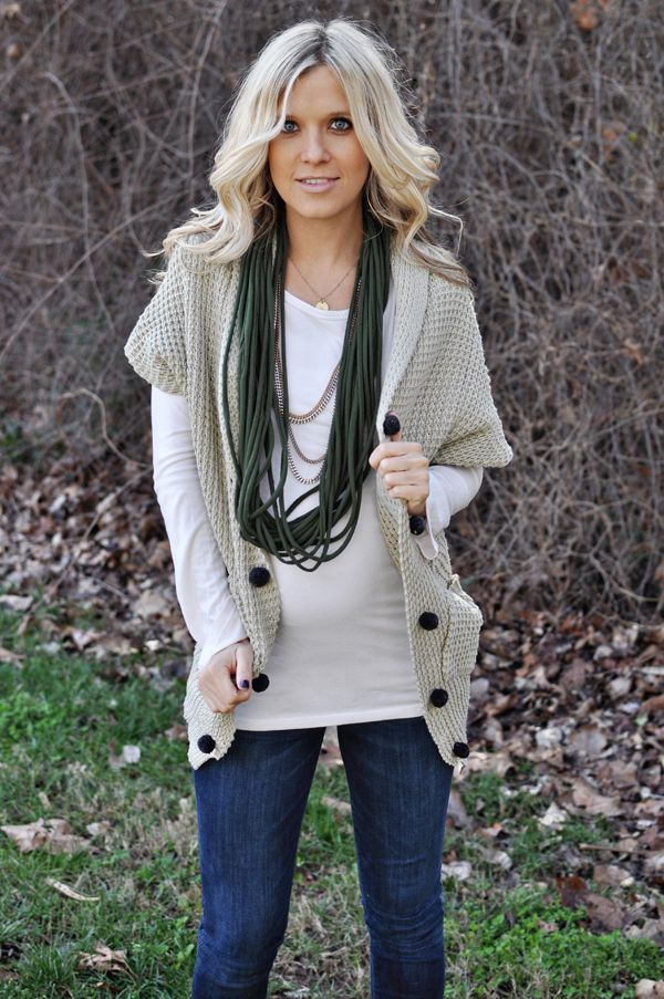 love this - make your own infinity scarf out of a tshirt