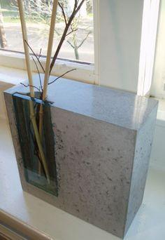 concrete furniture - Google Search                                                                                                                                                                                 Más