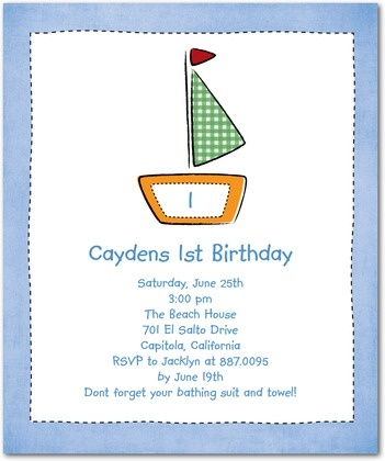 7 best airplane and boat birthday party invitations images on boat birthday invitations stopboris Image collections